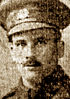 Pte William Peck