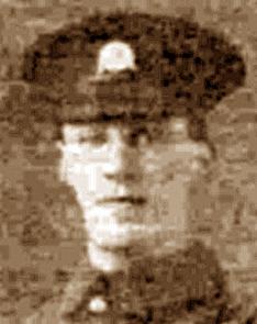 Sgt Harry Pestell