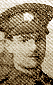 Pte Arthur Phillips