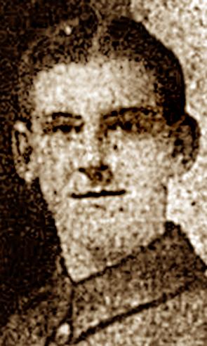 L-Cpl Aubrey Oliver Pryer