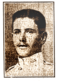 Pte Albert Frederick Holland