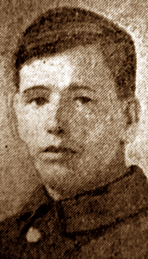Sapper Ernest Robinson