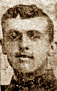 Pte Percy Edward Roe