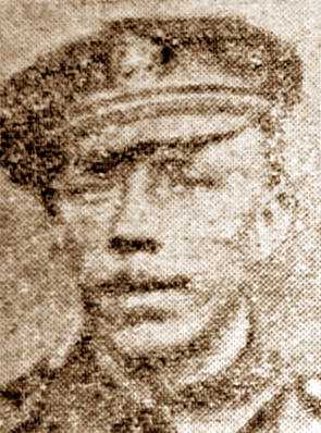 Rifleman Frederick Horace Rookwood