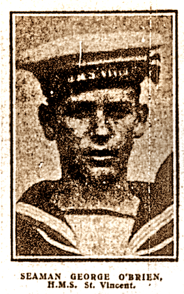 Seaman George O'Brien