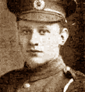 Coy Sgt-Major Herbert Sexton