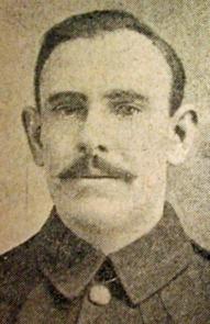 Pte Frederick Thomas Sharp