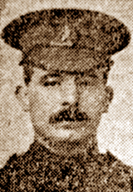 Sgt Joseph Charles Shaw
