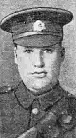 Pte Alfred Smith