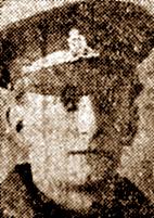 Gunner Frederick Charles Smith