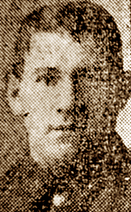 Pte Percy Edwin Snoxell