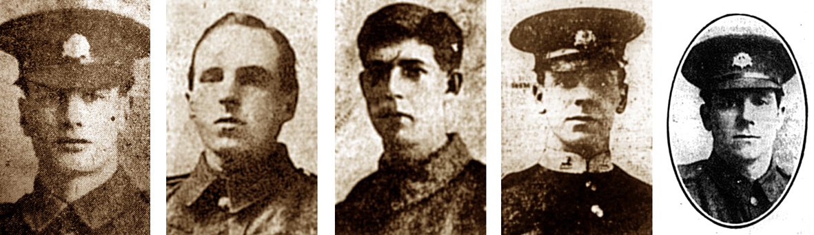 Lutonians killed at opening of Battle of the Somme