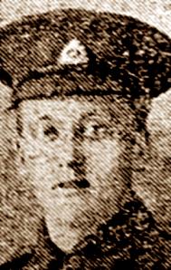 Pte Percy Stanbridge