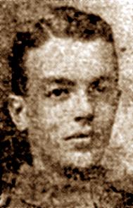 Pte Frederick Stevens