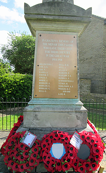 Sundon War Memorial
