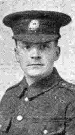 Pte Benjamin Tuffnell