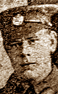 Pte Charles Thomas Wallis