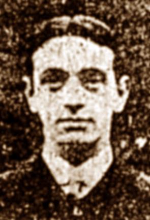 Pte Joseph Ward