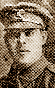 Pte Percy Pipkin Ward