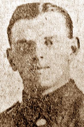 L-Cpl Alfred Warren