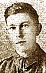 Pte James Barnard Watkins