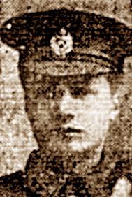 Gunner Fred Gordon West