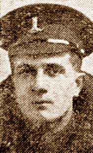 L-Cpl Reginald William Wiley