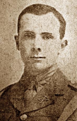 2nd Lieut Meredyth Robert Owen Williams