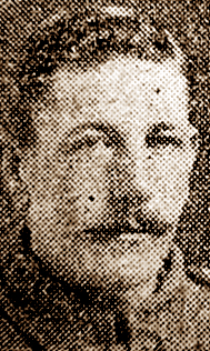 Sgt Arthur Percy Wilson