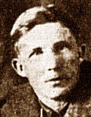 Farrier Sgt Thomas Wiseman