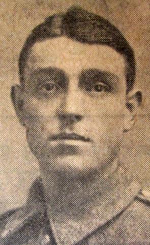 Pte Joseph Henry Woollard