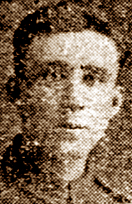 Pte Stanley Wright