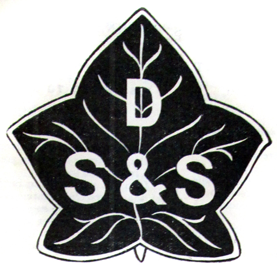 Logo of the Federation of Discharged Sailors & Soldiers
