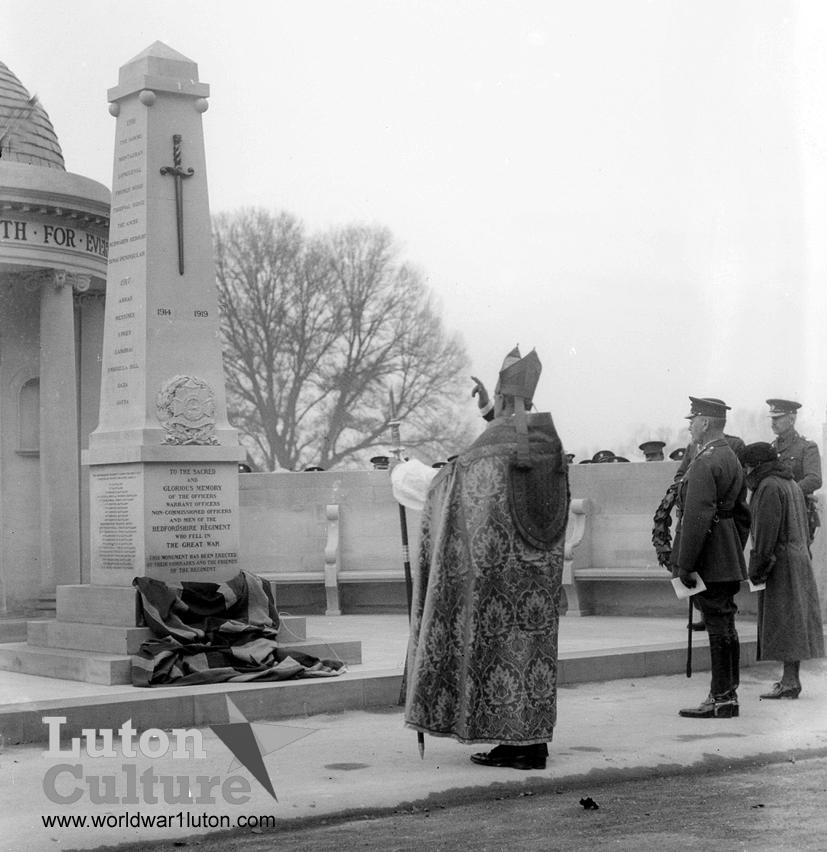 Beds Regiment Memorial