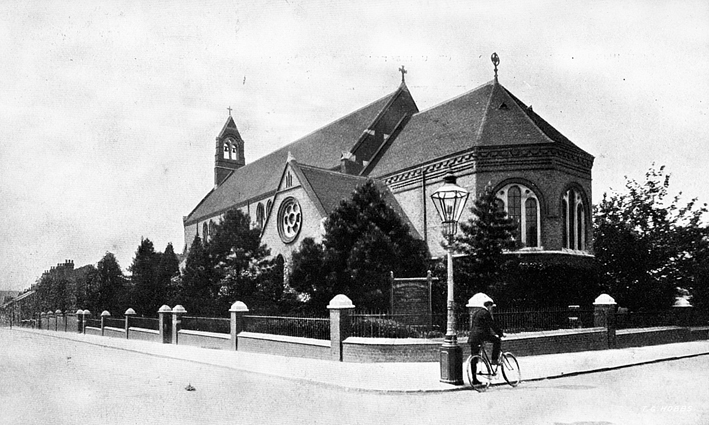 St Matthew's Church (1907)