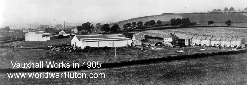 Vauxhall Works 1905