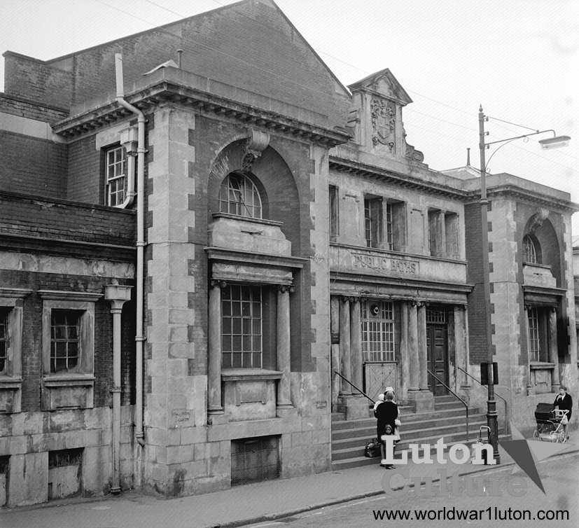 Waller Street Baths 1969