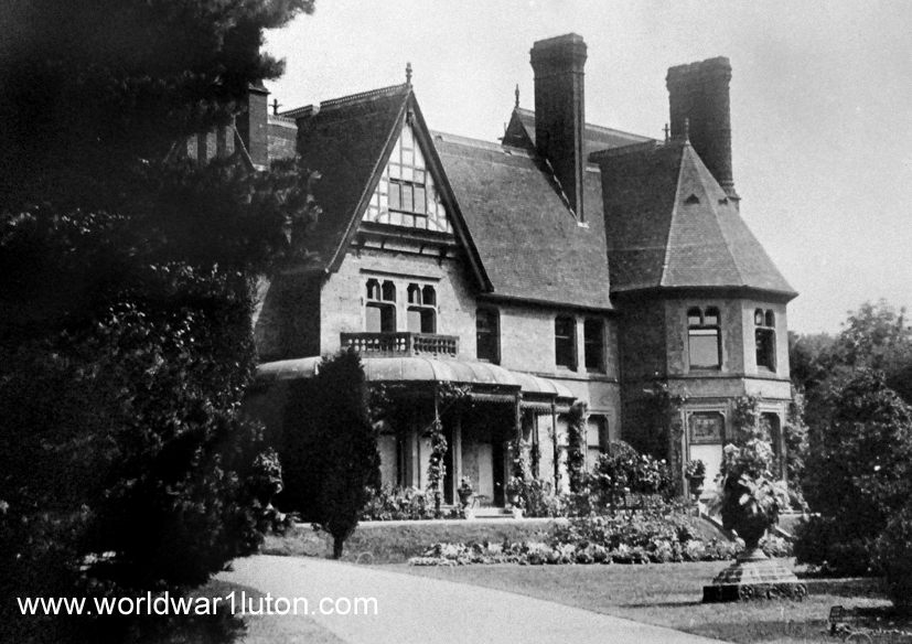 Wardown House c1913