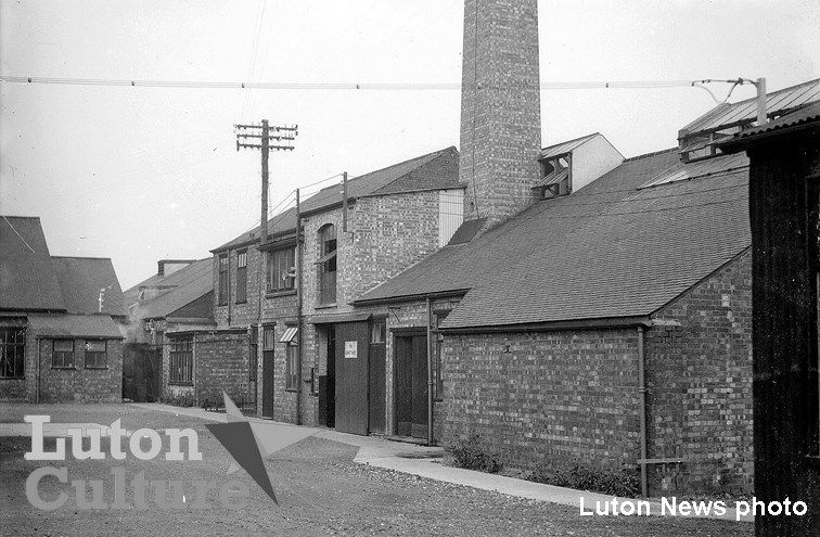 Chaul End Munition Works 1933