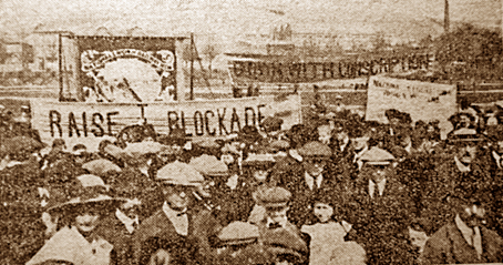 Luton May Day demonstration 1919
