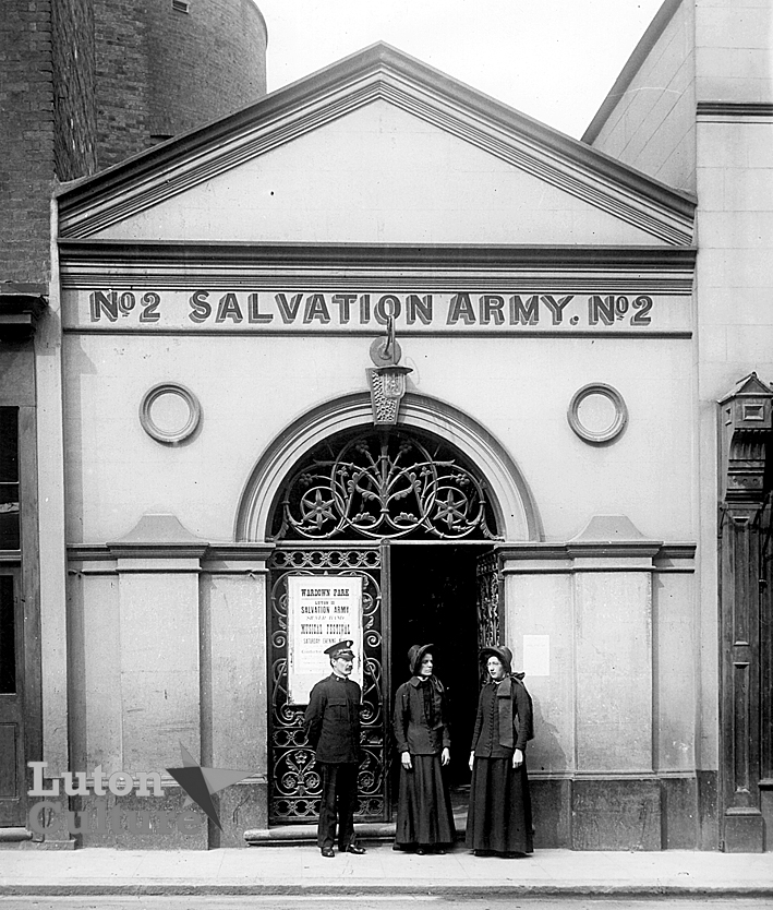 Salvation Army Citadel No 2