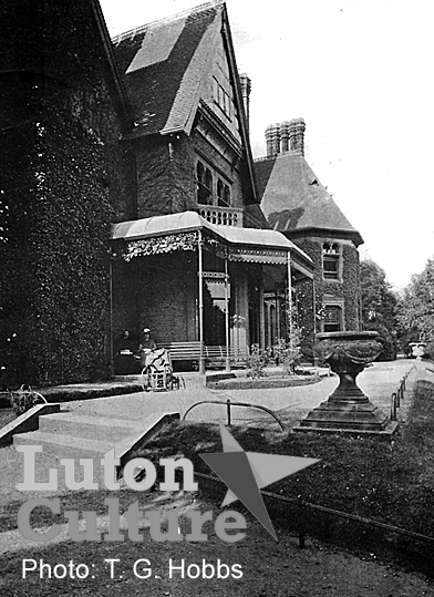 Wardown House 1921