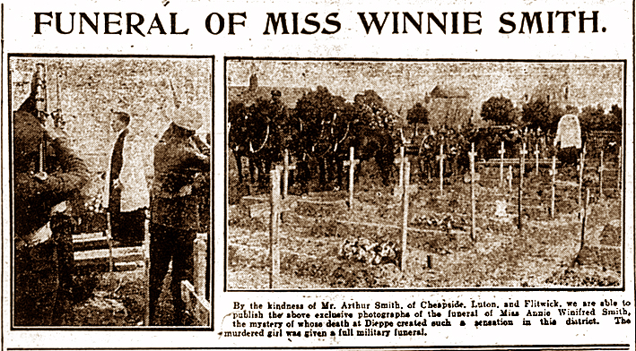 Winnie Smith funeral