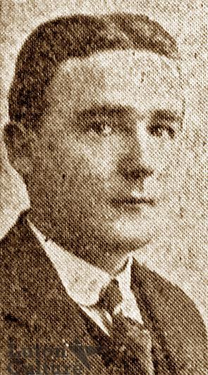 Pte Frederick Reginald Allen