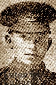Pte James Charles Bent
