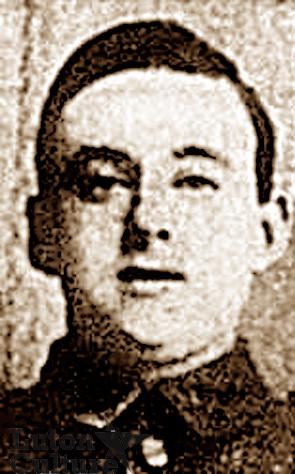 Pte Henry Cecil Pugh (Brooks)