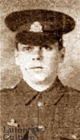 Pte George Henry Brown