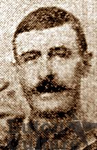Pte Frederick James Bysouth