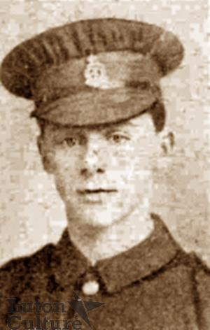 Pte Ewart William Clark