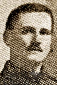 Pte Fred Clark
